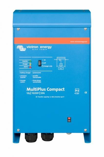 Victron Phoenix Multiplus Inverter Charger 12 1200 50 16 C Onboardenergy