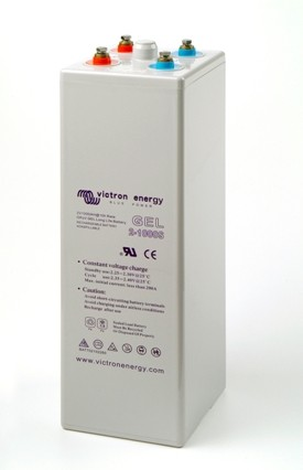Victron Gel Deep Cycle Battery 2v 3000ah Cell Onboardenergy