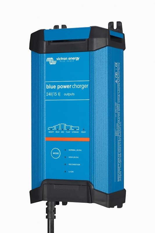 Victron Blue Power Battery Charger 24 16 1 Output